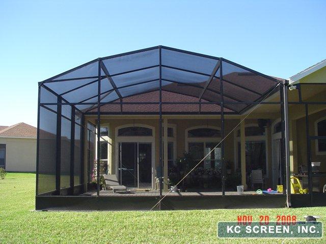 Orlando Swimming Pool Enclosure Kc Screen
