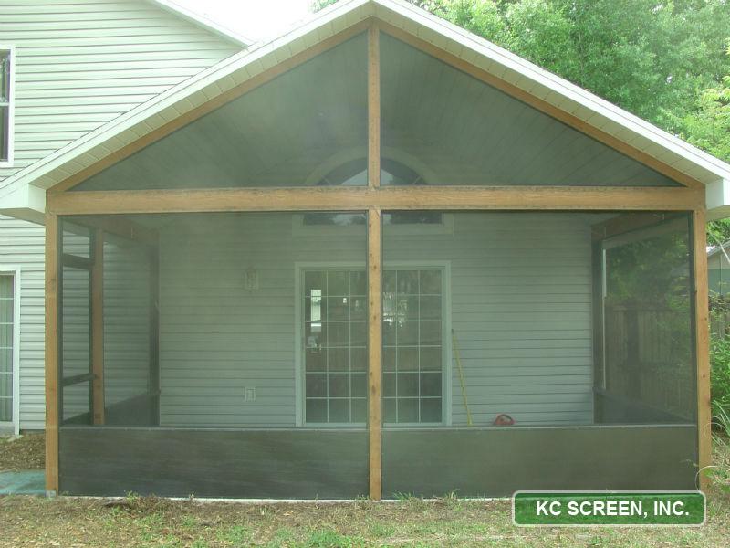 Screen Rooms | KC Screen