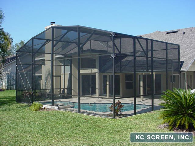 A screen patio enclosure will allow you to enjoy the natural outdoor  environment while keeping your patio area free from bugs, leaves and grass  clippings. - Winter Park Screen And Patio Enclosures KC Screen