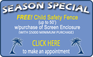 FREE Child Safety Fence