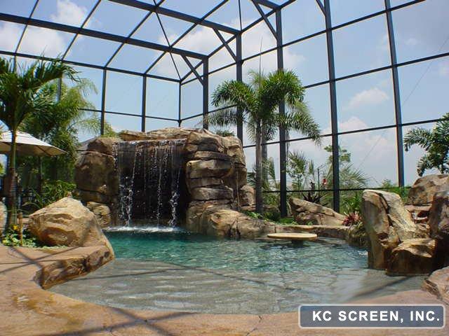 Orlando Screen Pools Kc Screen
