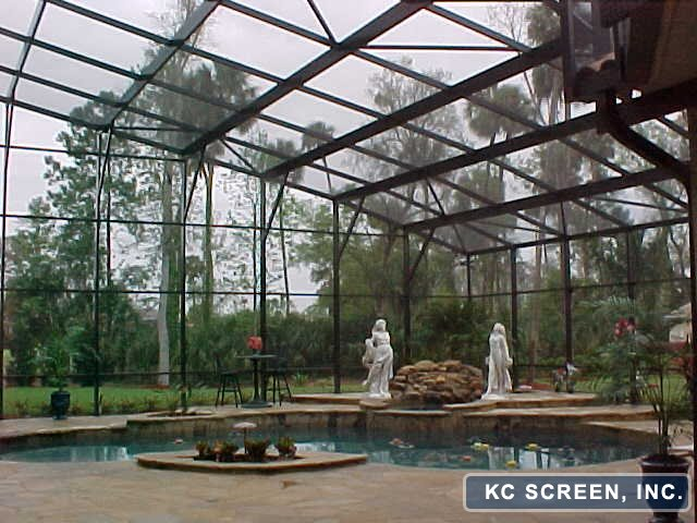 Orange County Pool Enclosures