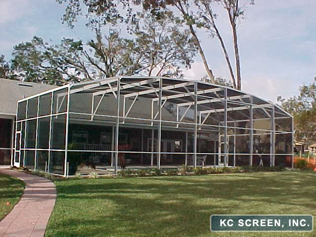 Central Florida Pool Enclosures