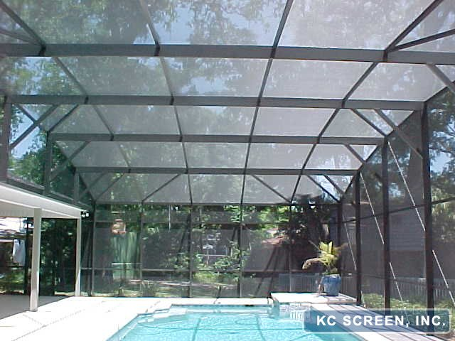 Osceola County Aluminum Screen Enclosures