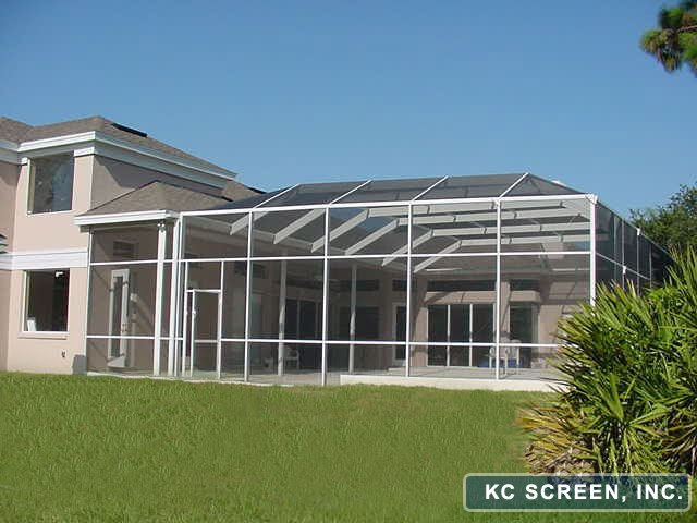 Windermere Patio Screen Rooms and Pool Enclosures | KC Screen