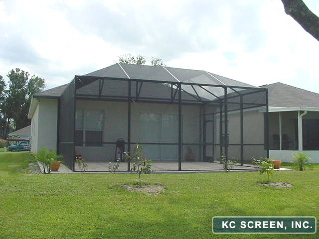 Mansard Amp Gable Kc Screen
