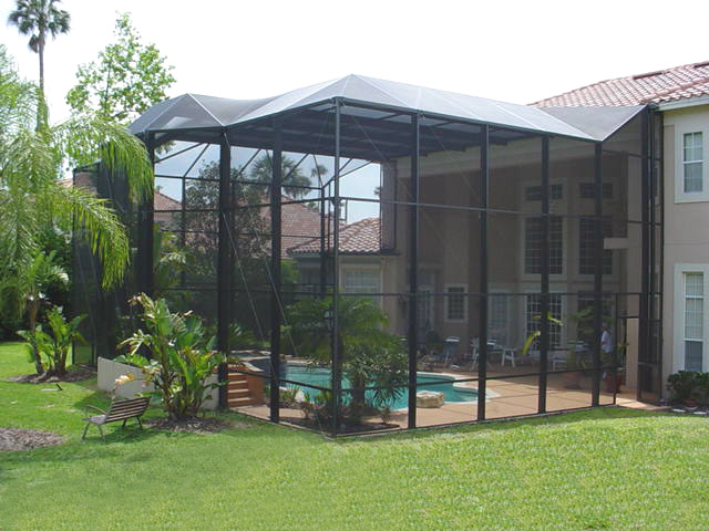 Orlando Aluminum Screen Enclosures